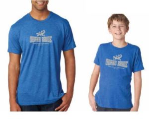 Gecko Pride Tee: $15-Youth; $18-Adult